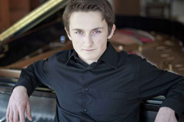 "Alex Beyer, pianist and 2012 graduate of Farfield Warde High School, will present the last of his ""Sundays at Four"" recital series to benefit Music for Youth on Sunday, Feb. 17. Photo: Contributed Photo"