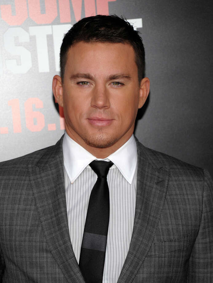 Channing Tatum – The stripper-turned-actor has been open about his past career and starred in a movie about male strippers, 'Magic Mike.' Photo: Dan Steinberg, Associated Press / R-STEINBERG
