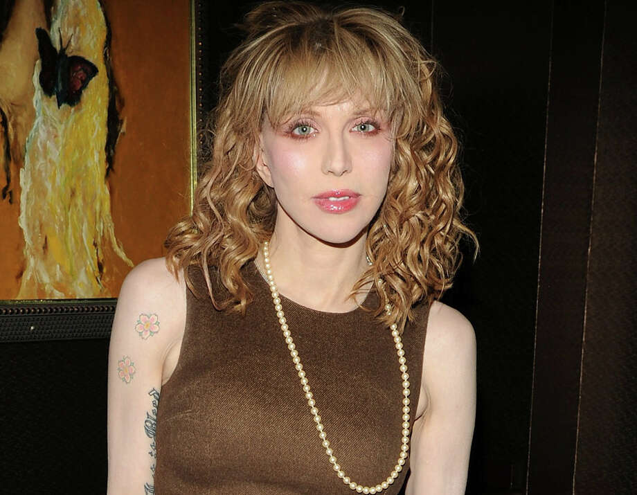 Courtney Love – The singer mentioned that she used to be a stripper during a trip to a strip club in 2009, the New York Post wrote. Photo: Stephen Lovekin, Getty Images / Getty Images North America