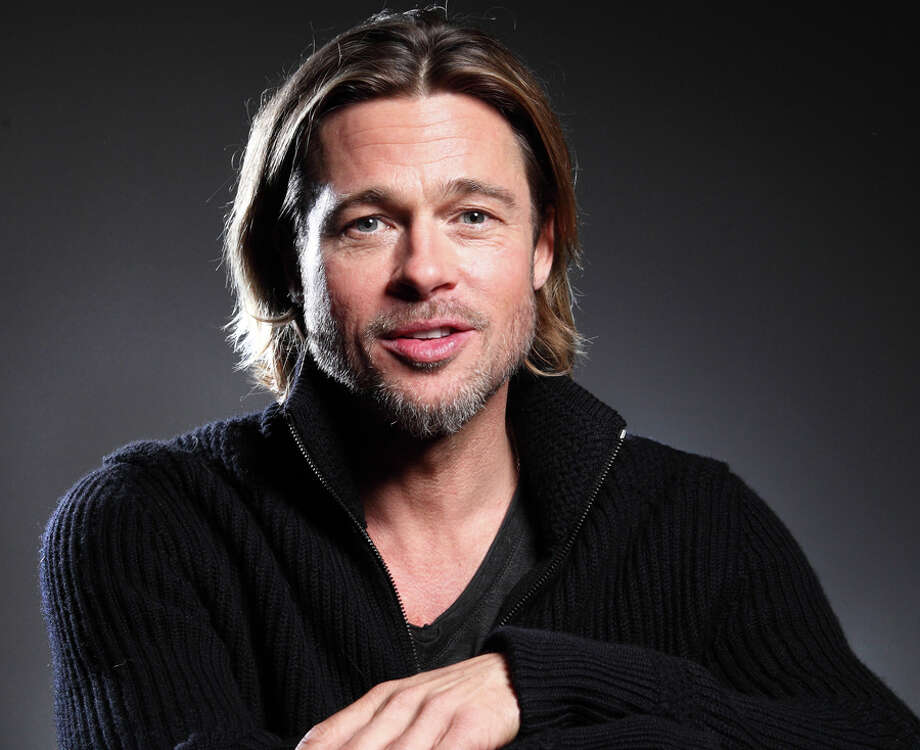 Brad Pitt – The actor told People that one of his first gigs was working for a stripper service. He wasn't the one taking his clothes off, though; he chauffeured the girls around and helped with cleanup. Photo: Carlo Allegri, Associated Press / R-Allegri