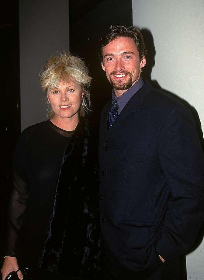 Deborra-Lee Furness and Hugh Jackman in 1997. Photo: Patrick Riviere