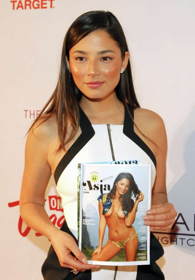 Sports Illustrated swimsuit model Jessica Gomes attends SI Swimsuit on Location at the Marquee Nightclub at The Cosmopolitan of Las Vegas on February 13, 2013 in Las Vegas, Nevada. Photo: Bryan Steffy, Getty Images / 2013 Getty Images