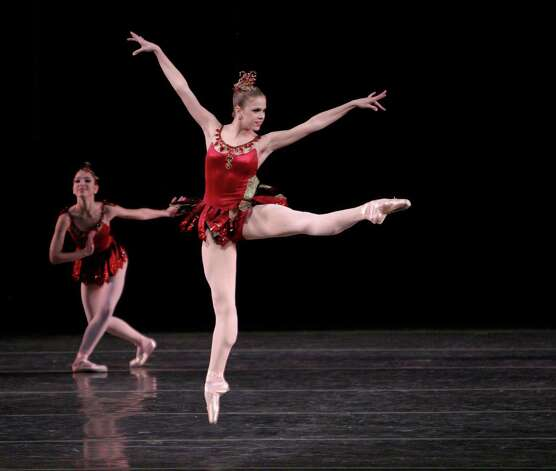 Rubies	George Balanchine	Savannah Lowery	Photo c. Paul Kolnik