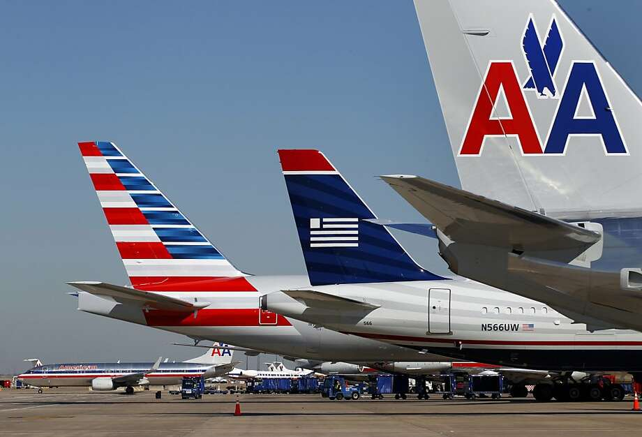 In the shakeout of the American Airlines-US Airways merger, experts say that the Dallas-Fort Worth hub, above, is among the airlines' hubs unlikely to close. Photo: Tom Fox, McClatchy-Tribune News Service