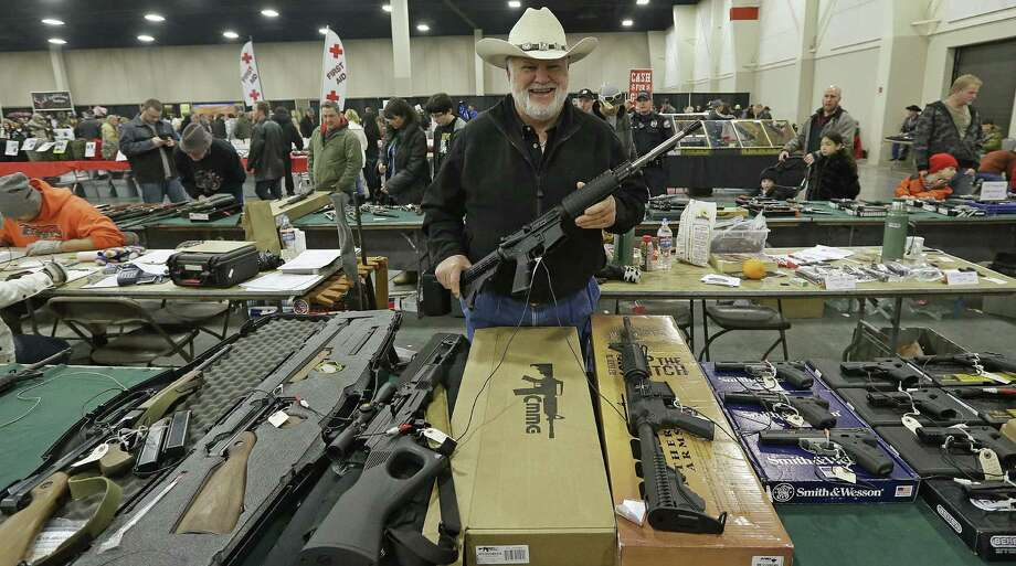 Many gun-control measures would pass constitutional muster. Therefore, gun-rights supporters should focus on explaining why those  measures will not work. Photo: Rick Bowmer, Associated Press