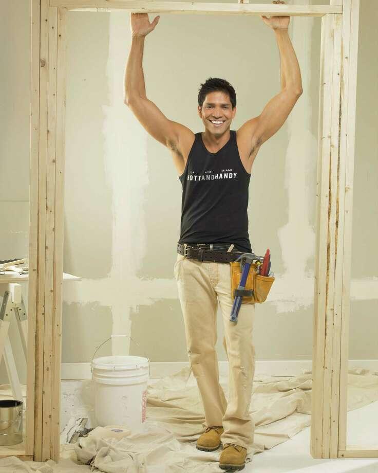 "Sandy Diaz from ""Built"" Photo: John Russo"
