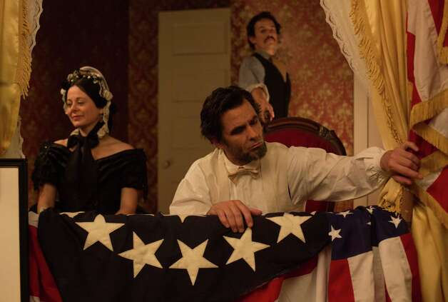 "Actor Billy Campbell gives viewers a deeper understanding of the man he calls ""our greatest president."" Photo: National Geographic Channels"