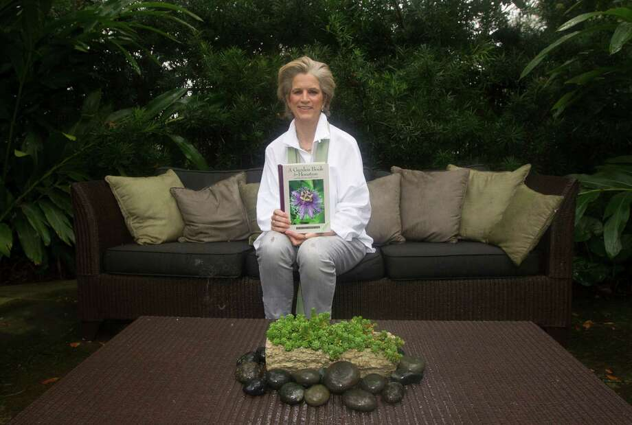 Lynn Herbert  has written and edited the fifth edition of A Garden Book for Houston and the Texas Gulf Coast. ( J. Patric Schneider / For the Chronicle ) Photo: J. Patric Schneider, Freelance / © 2013 Houston Chronicle