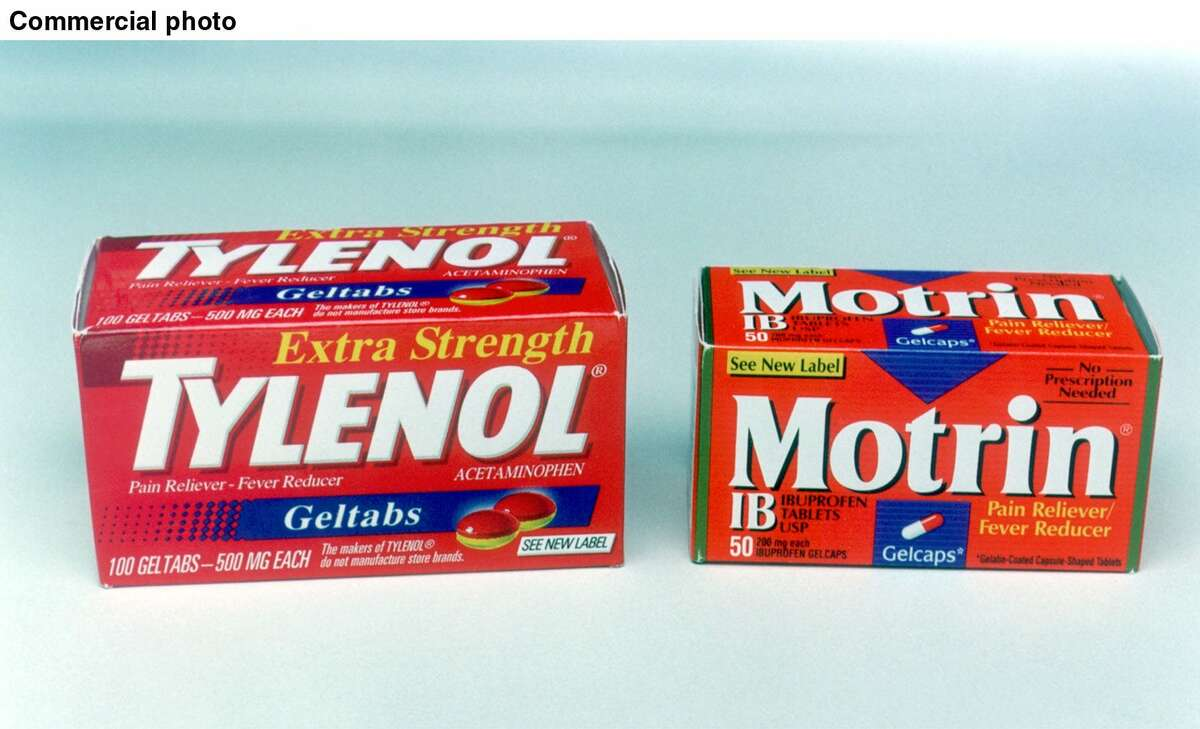 Frequent use of Tylenol or Motrin can be harmful, according to the You Docs.