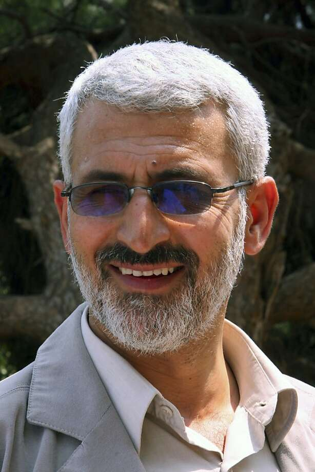 Gen. Hassan Shateri was reportedly assassinated en route from Damascus  to Beirut. Photo: Ehsan Rajabi, Associated Press