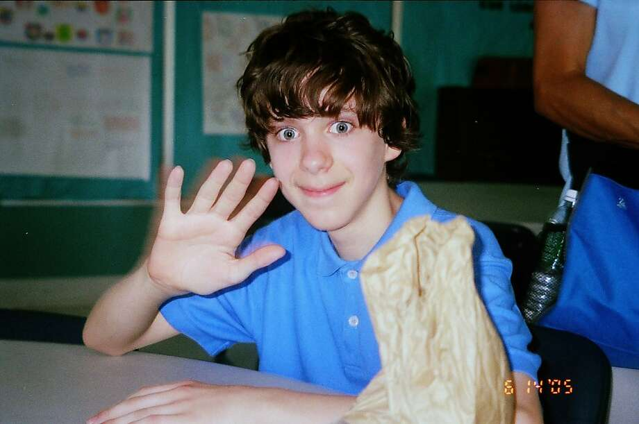 "Adam Lanza, shown in 2005, is the subject of a documentary on ""Frontline"" on PBS. See a review on Page E3. Photo: Kateleen Foy, PBS / Getty Images"