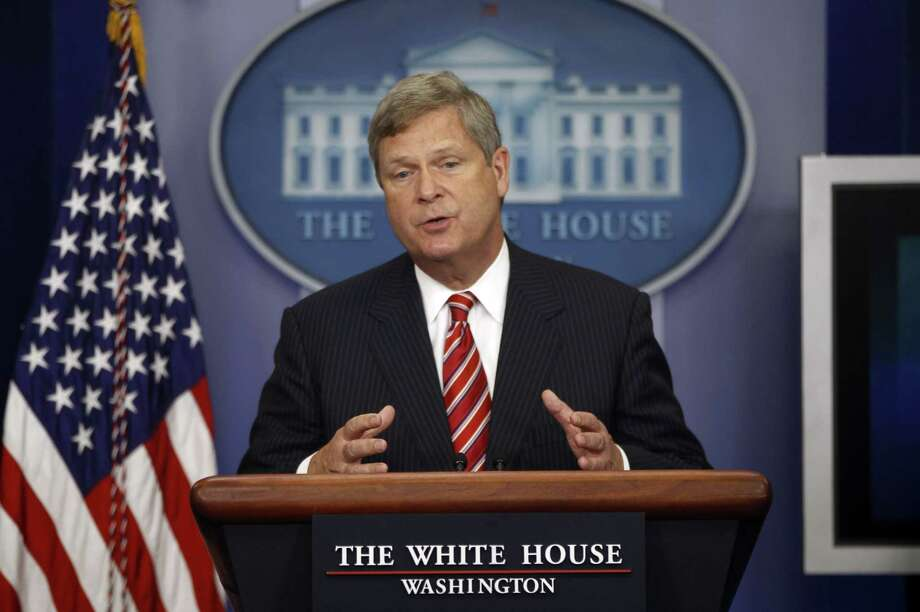 Tom Vilsack says the fed program targets new and small farmers.
