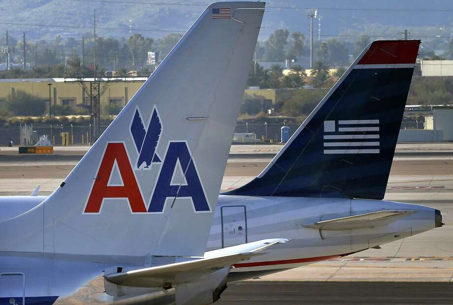 According to Flight Stats.com, American Airlines has 87 delayed flights and six cancellations today. Photo: Matt York, STF / AP