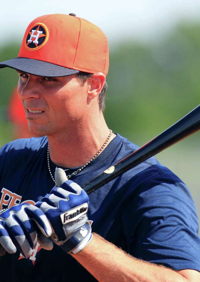 Rick Ankiel hopes to show the Astros he can do more with the bat than last year would indicate. Photo: Karen Warren, Staff / © 2013 Houston Chronicle
