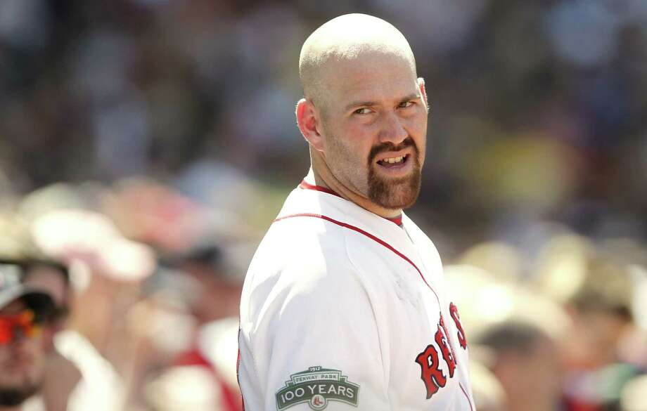 Kevin Youkilis says he and new teammate Joba Chamberlain are on good terms despite past feuding.