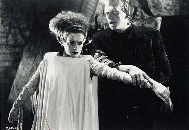 Bride of Frankenstein -- fascinating blend of horror and horror spoof, worthy of serious consideration.  And what about Karloff in the best monster -- or best actor -- category.