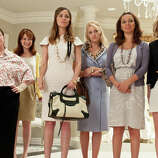 Just because you laughed at BRIDESMAIDS doesn't mean it wasn't great.  The comedy of the year, it deserved best picture consideration.