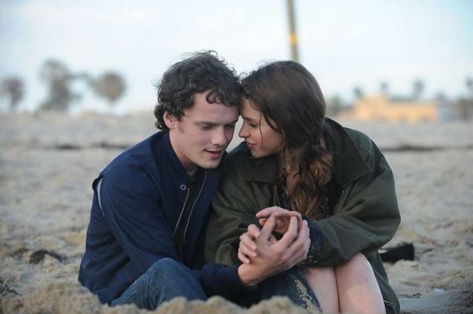 LIKE CRAZY -- a great and perceptive love story, worthy of a best picture nomination.