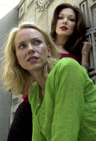 Naomi Watts -- not even nominated for MULHOLLAND DRIVE.  Was anybody really better? Photo: AARON HARRIS, Associated Press / AP