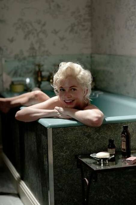 MY WEEK WITH MARILYN -- Michelle Williams should have won last year.