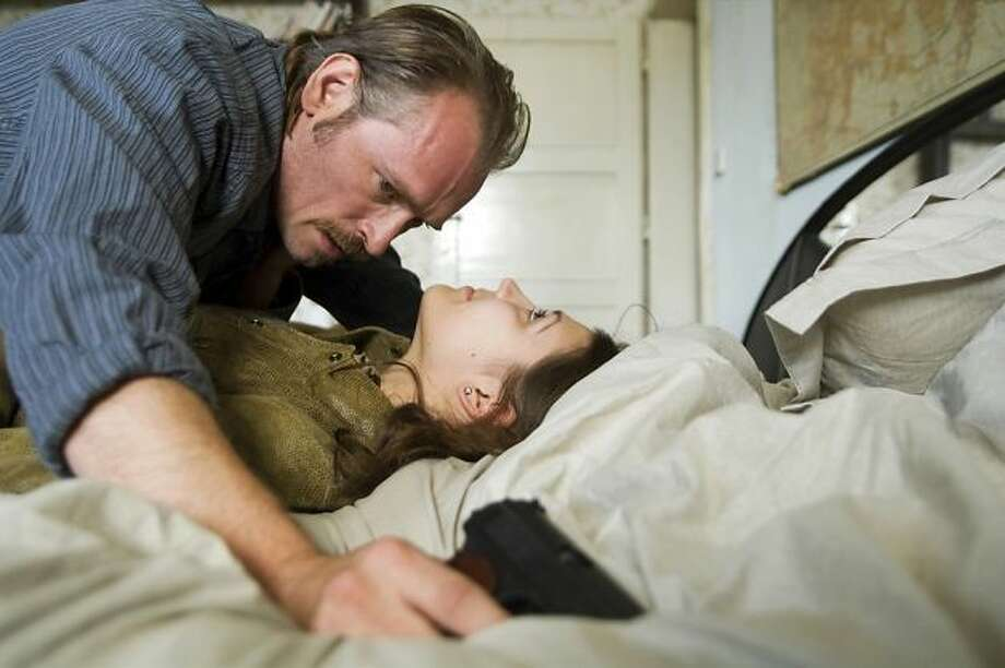 REVANCHE -- masterpiece from Austria, not nominated for best foreign film.