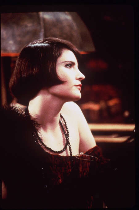 Jennifer Jason Leigh in MRS. PARKER AND THE VICIOUS CIRCLE.  She at least deserved a nomination. She deserved one for GEORGIA, too.
