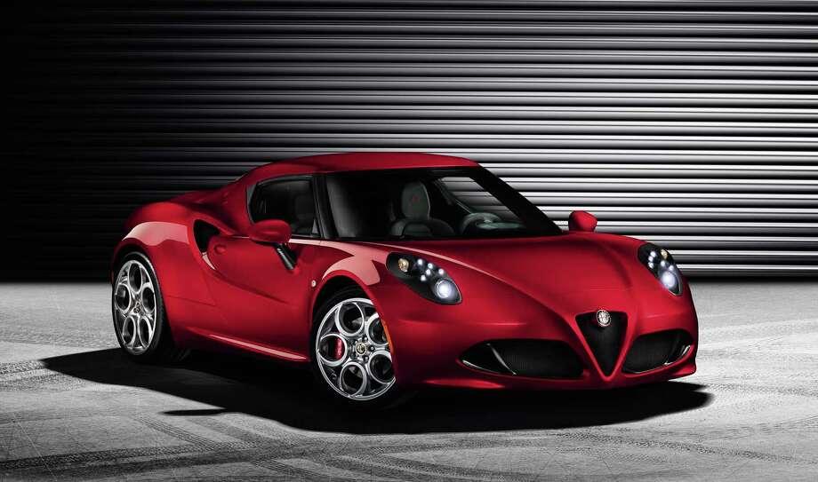 Alfa Romeo To Make US Comeback With New Sports Car Houston Chronicle - Alfa romeo 4c houston