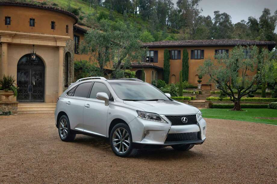 8. Lexus RX: Luxury car brands typically hold their value over time. The Lexus RX can resell for 43 percent over its original value. The model has one of the best resell values after 36 months as well.Source: Kelley Blue Book Photo: Lexus