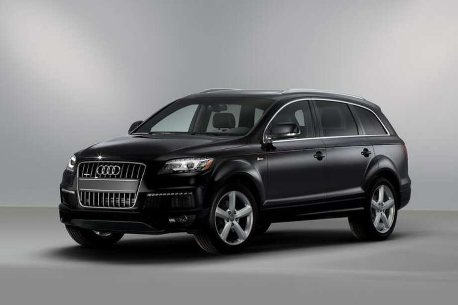 5. Audi Q7: Audi is another brand highly sought by used car buyers, meaning it has plenty of resell value. The car can be sold for 44 percent of its original cost.Source: Kelley Blue Book Photo: Audi