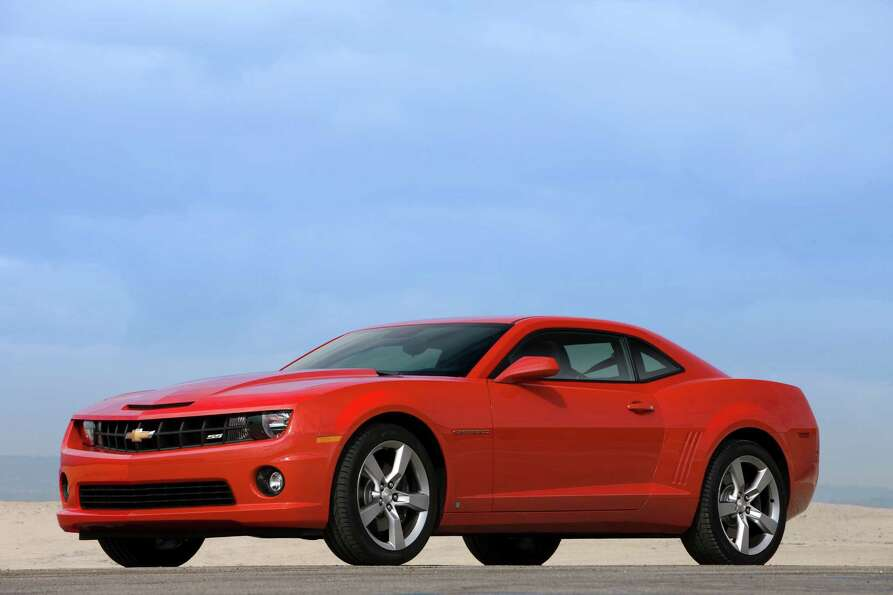 10. Chevrolet Camaro: This classic American car has plenty of resell power after