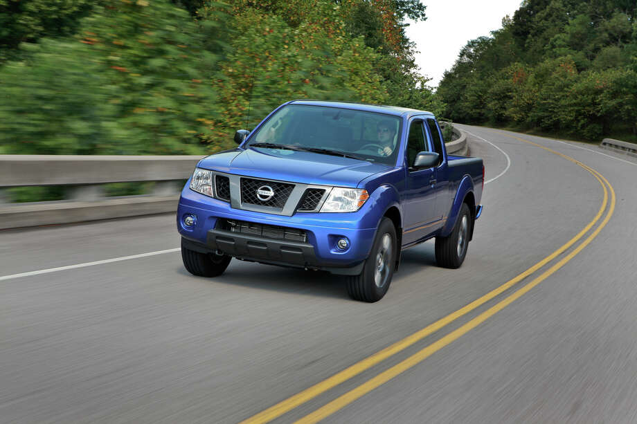 9. Nissan Frontier: The truck can hold its value over time. After 60 months, it's worth 42 percent of its original cost.Source:Kelley Blue Book Photo: Mike Ditz, Nissan / Copyright 2012