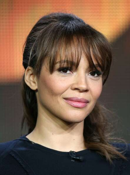 Carmen Ejogo -- robbed this year: She should have been nominated for her performance in SPARKLE.  Ho