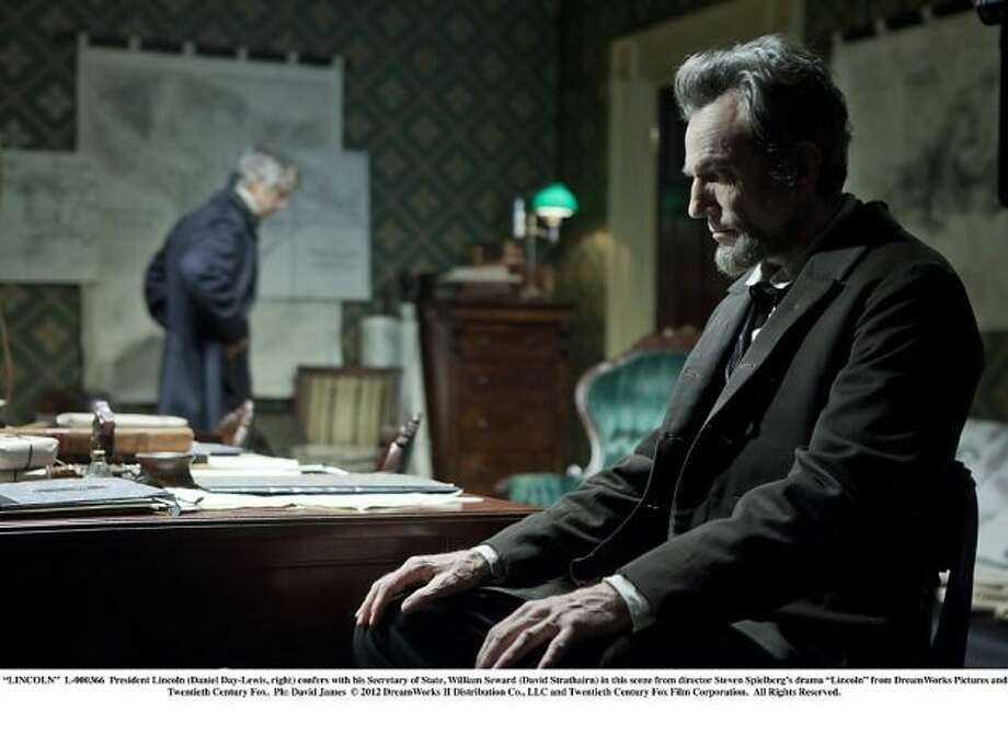 "Will ""Lincoln"" win best picture? Watch the Oscars at 7 p.m. Sunday on ABC to find out. Click here for more information."