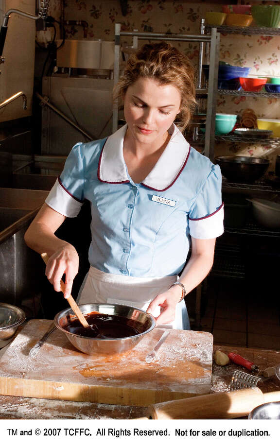 Keri Russell -- a great performance in WAITRESS, but only a few people seem to know this. Photo: Alan Markfield, HO / Fox Searchlight