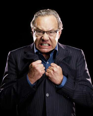The Rant is Due: Comedian Lewis Black returns to the Palace Theatre in Stamford on Saturday, Feb. 23. Photo: Contributed Photo / Connecticut Post Contributed