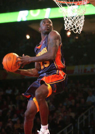 2003: Jason Richardson Location: AtlantaTeam: Golden State Warriors