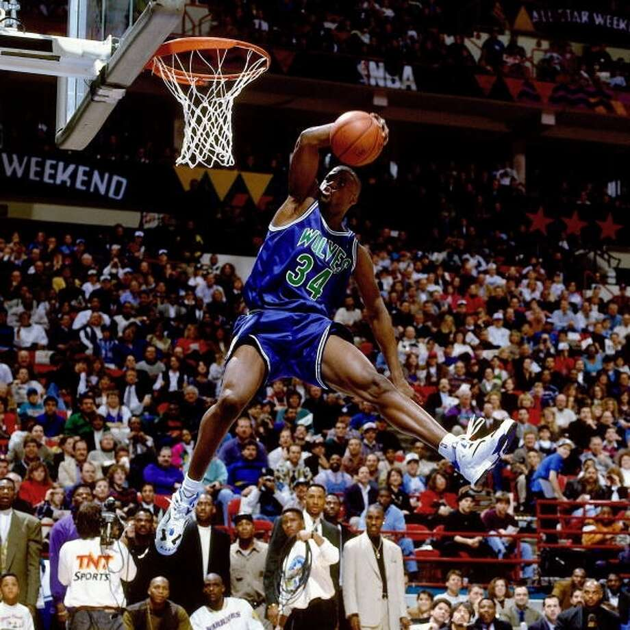 1994: Isaiah Rider Location: MinneapolisTeam: Minnesota Timberwolves