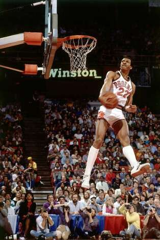 1984: Larry Nance Location: DenverTeam: Phoenix Suns