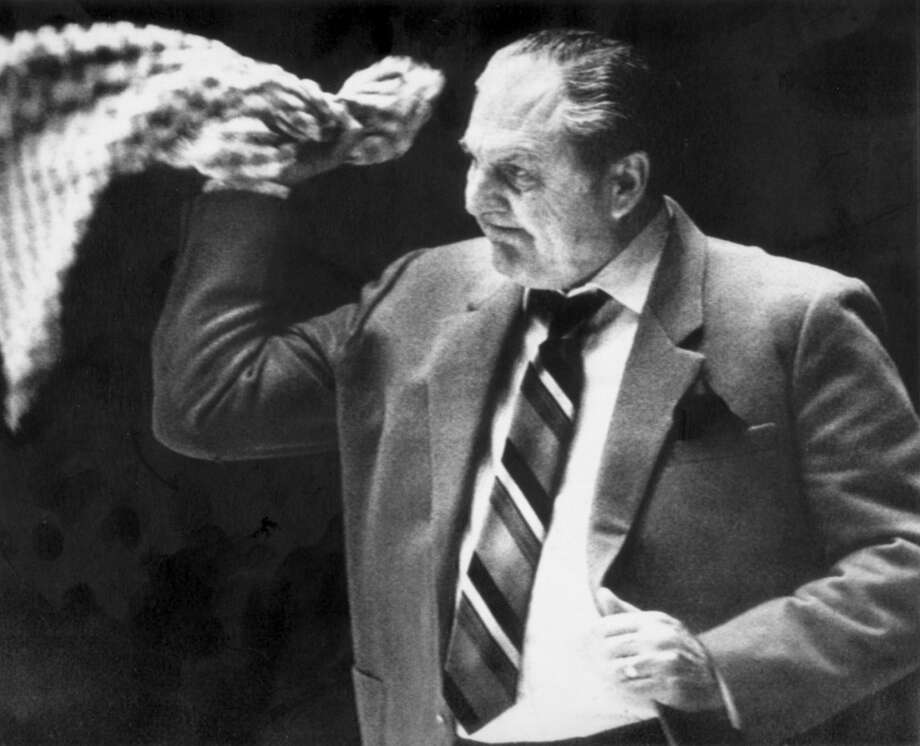 Legendary University of Houston coach Guy V. Lewis was named a finalist Friday for the Naismith Memorial Basketball Hall of Fame.