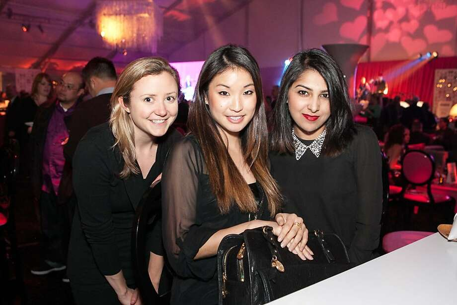 Amy Hindley, Yvonne Yi and Sabeen Chawla. Photo: Drew Altizer Photography, Diana Mulvihill For Drew Altizer