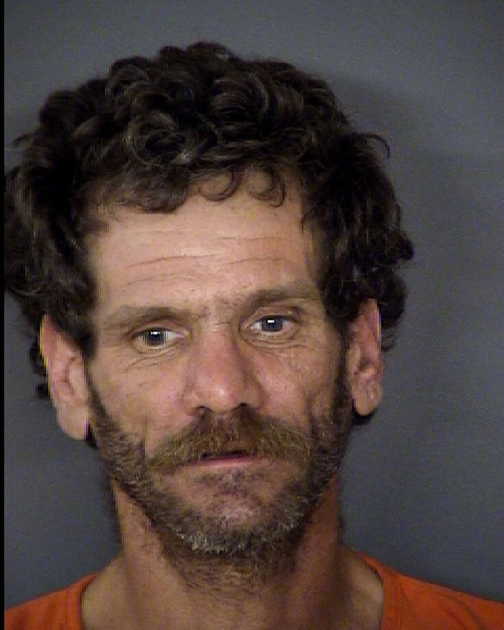 Patrick Ring, 45, was arrested on Feb. 6 with Dianna Ring for allegedly stealing metal from a McDonald's restaurant. Photo: Courtesy Photo