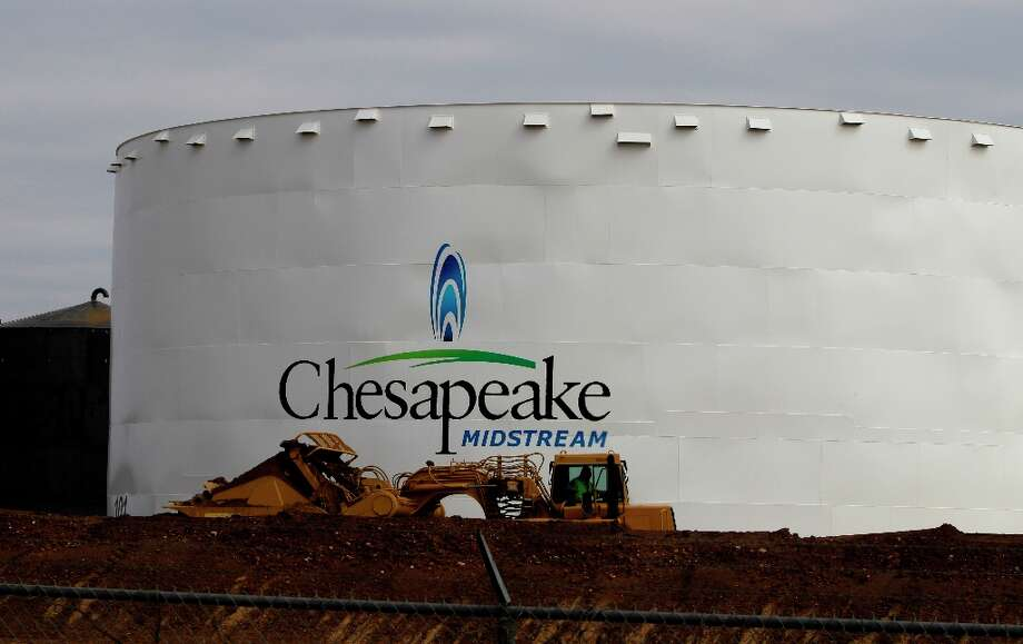 Chesapeake Energy: The natural gas company pays its interns an average salary of $4,131 per month, or $49,572 a year. Photo: Pat Sullivan, Associated Press / AP