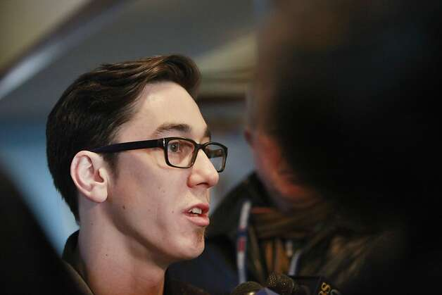 Giants pitcher Tim Lincecum sports a new haircut, and a new attitude. Photo: Lea Suzuki, The Chronicle