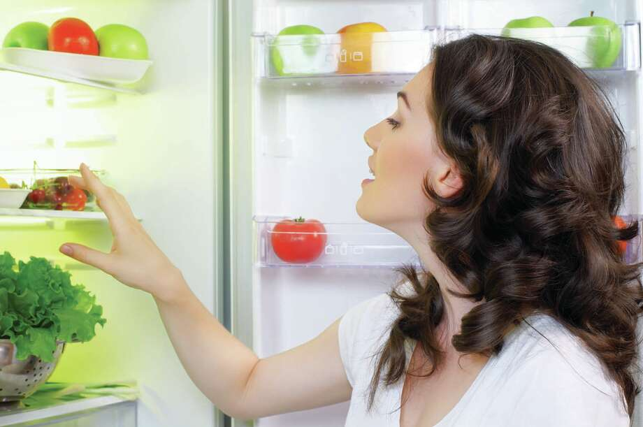 A fridge list can help your life. (Fotolia.com) Photo: Yuganov Konstantin