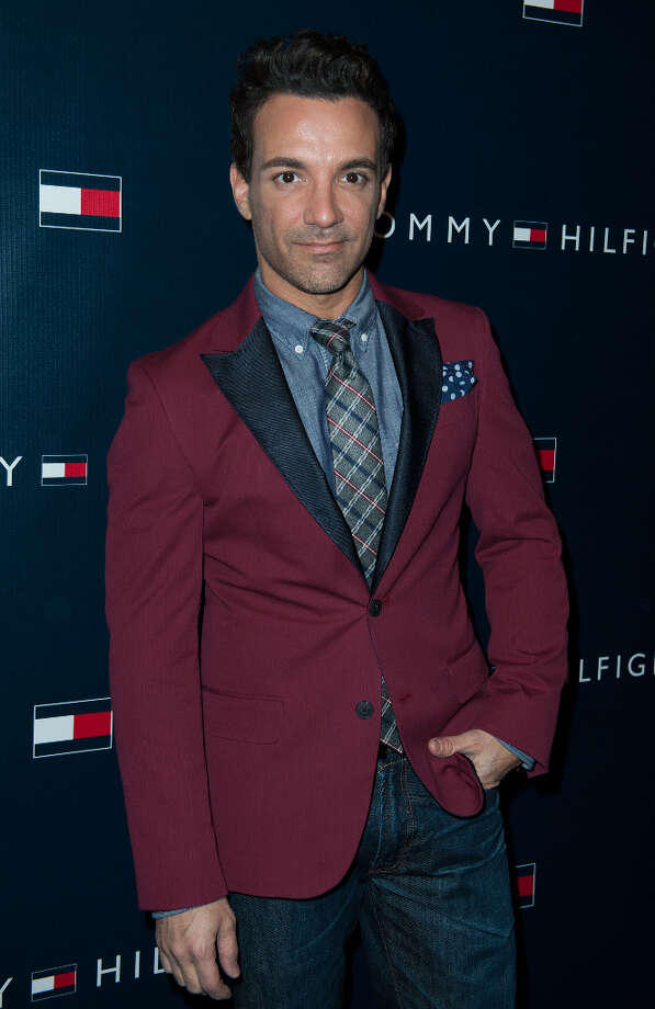 George Kotsiopoulos arrives at the Tommy Hilfiger LA Flagship Opening on February 13, 2013 in Los Angeles, California. Photo: Valerie Macon, Getty Images / 2013 Getty Images