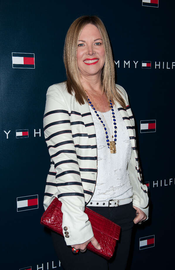 Maria Bell arrives at the Tommy Hilfiger LA Flagship Opening on February 13, 2013 in Los Angeles, California. Photo: Valerie Macon, Getty Images / 2013 Getty Images