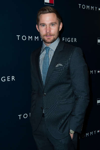 Brian Geraghty arrives at the Tommy Hilfiger LA Flagship Opening on February 13, 2013 in Los Angeles