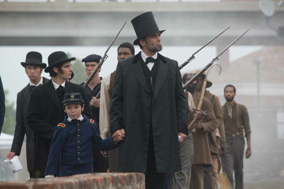 """Billy Campbell portrays Abraham Lincoln in the television film """"Killing Lincoln"""" based on the best-selling book by Bill O'Reilly. Photo: Kent Eanes, Handout / ONLINE_YES"""