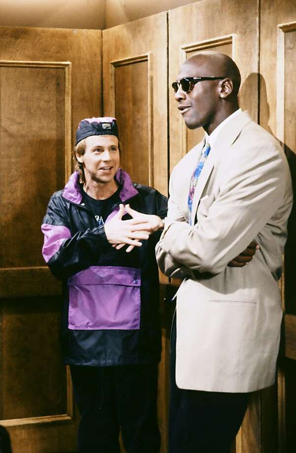 Michael Jordan turns 50 this Sunday. Photo: NBC/Contributor, Getty Images