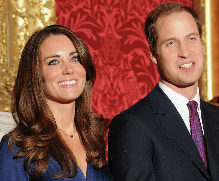 Britain's Prince William  and  Kate Middleton (Getty Images) Photo: BEN STANSALL / AFP